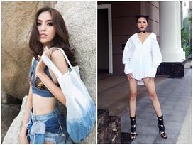 Nhan sắc đời thực của học trò Lan Khuê - thí sinh xuất sắc nhất tập 9 'Hoa hậu Hoàn vũ Việt Nam'