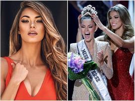 Nhan sắc siêu nóng bỏng của người đẹp Nam Phi vừa đăng quang Miss Universe 2017
