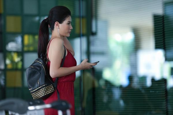 Cuối cùng thì Trang Trần cũng công khai ông xã bảnh bao từ Mỹ về dự sinh nhật con gái-1