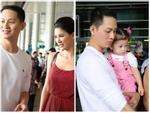 Cuối cùng thì Trang Trần cũng công khai ông xã bảnh bao từ Mỹ về dự sinh nhật con gái