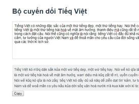 Tên bạn là gì nếu chuyển từ Tiếng Việt sang 'Tiếq Việt'?