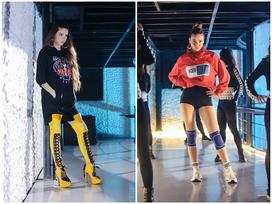 Bóc giá những kiểu áo cá tính Hồ Ngọc Hà mặc trong MV vừa ra mắt