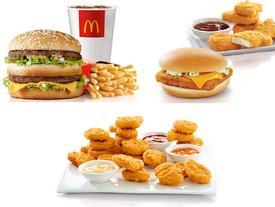 McDonald's có dịch vụ giao hàng 24/7