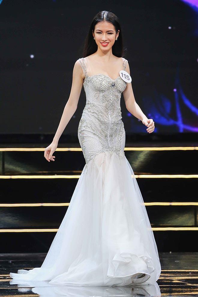 Những nhan sắc Đại học Ngoại Thương đáng gờm tại Hoa hậu Hoàn vũ Việt Nam 2017-3