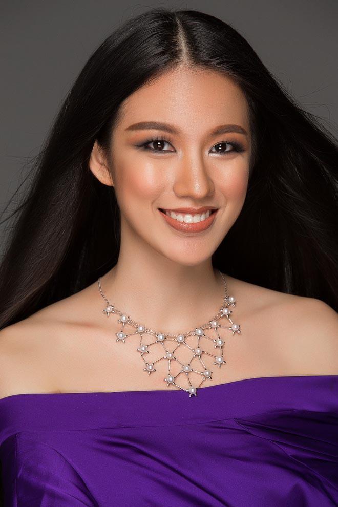 Những nhan sắc Đại học Ngoại Thương đáng gờm tại Hoa hậu Hoàn vũ Việt Nam 2017-4