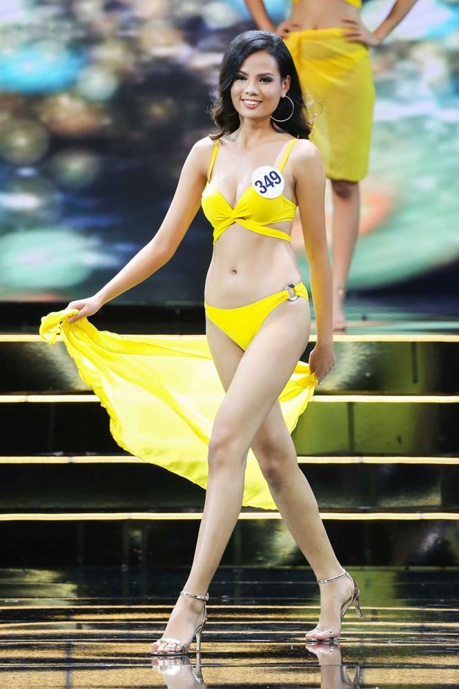 Những nhan sắc Đại học Ngoại Thương đáng gờm tại Hoa hậu Hoàn vũ Việt Nam 2017-7