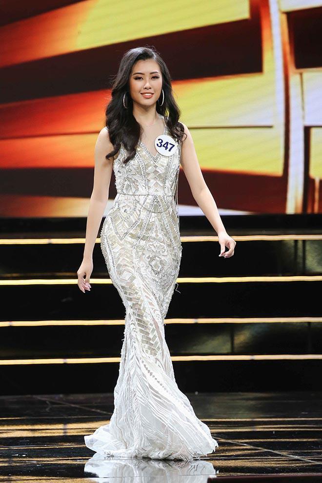 Những nhan sắc Đại học Ngoại Thương đáng gờm tại Hoa hậu Hoàn vũ Việt Nam 2017-11