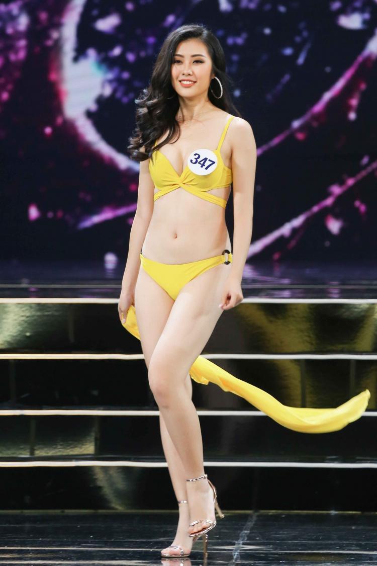 Những nhan sắc Đại học Ngoại Thương đáng gờm tại Hoa hậu Hoàn vũ Việt Nam 2017-12