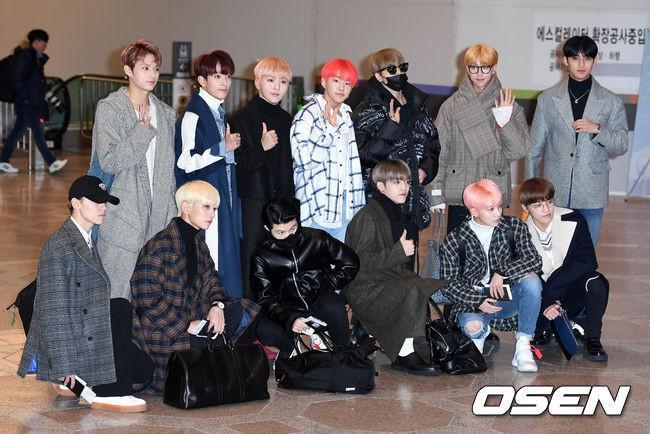 Di chuyển sang Nhật trao giải MAMA, Park Bo Gum cùng dàn Idol xứ Hàn khiến sân bay náo loạn-9