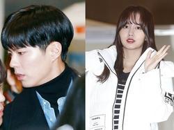 Di chuyển sang Nhật trao giải MAMA, Park Bo Gum cùng dàn Idol xứ Hàn khiến sân bay náo loạn