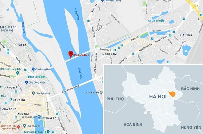 Bộ đội trục vớt quả bom sát chân cầu Long Biên-12