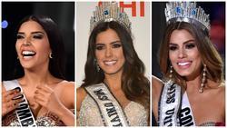Liên tiếp 4 mùa Hoa hậu Hoàn vũ, Colombia gây shock khi luôn có mỹ nhân lọt top 3