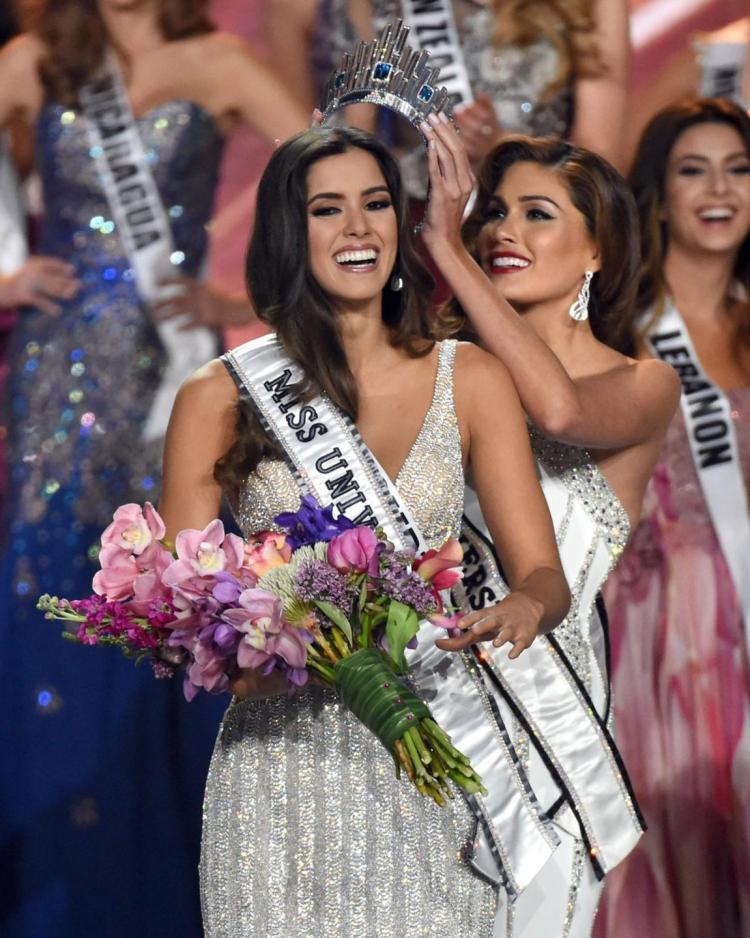 Liên tiếp 4 mùa Hoa hậu Hoàn vũ, Colombia gây shock khi luôn có mỹ nhân lọt top 3-1