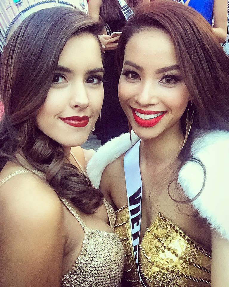 Liên tiếp 4 mùa Hoa hậu Hoàn vũ, Colombia gây shock khi luôn có mỹ nhân lọt top 3-4