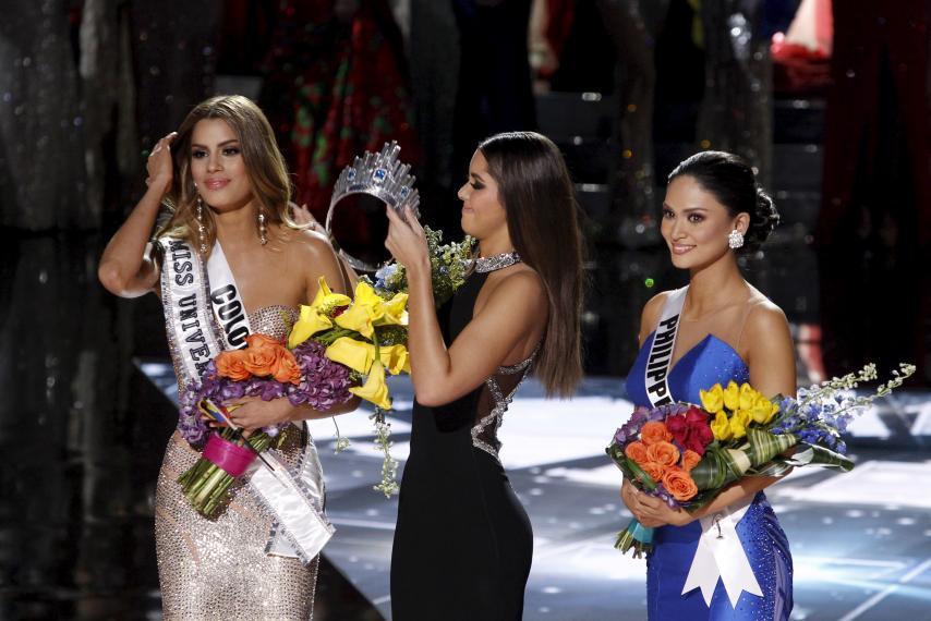 Liên tiếp 4 mùa Hoa hậu Hoàn vũ, Colombia gây shock khi luôn có mỹ nhân lọt top 3-5