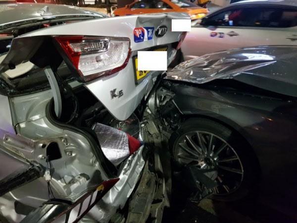 Sốc: Taeyeon (SNSD) bị tai nạn xe liên hoàn, vào bệnh viện vì có dấu hiệu đau tức ngực-2