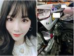 SM lên tiếng về tình trạng của Taeyeon, xác nhận cô là người gây ra vụ tai nạn xe liên hoàn-3
