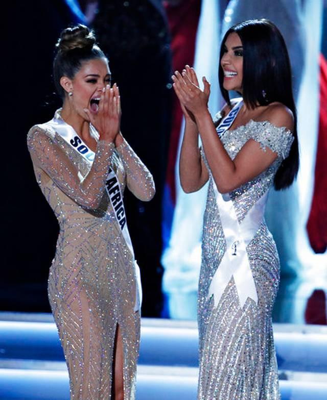 Liên tiếp 4 mùa Hoa hậu Hoàn vũ, Colombia gây shock khi luôn có mỹ nhân lọt top 3-13