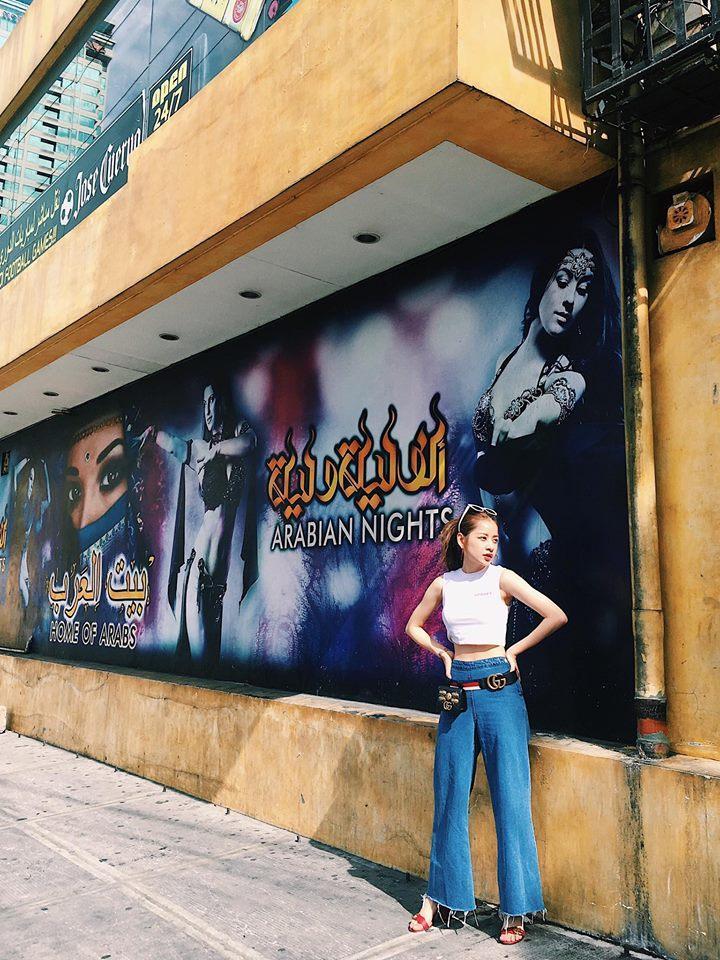 Angela Phương Trinh diện đồ bó sát khoe hông quả táo nổi bật nhất street style sao Việt tuần này-3