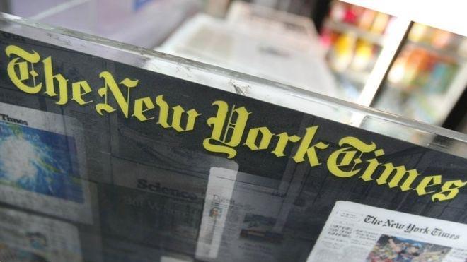 Twitter khóa nhầm tài khoản báo New York Times-1