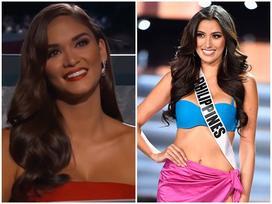 Hoa hậu Pia Wurtzbach bị chỉ trích vì để đại diện Philippines trượt top 5 Miss Universe