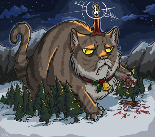 Những phong tục đón Giáng sinh độc nhất vô nhị trên thế giới-1