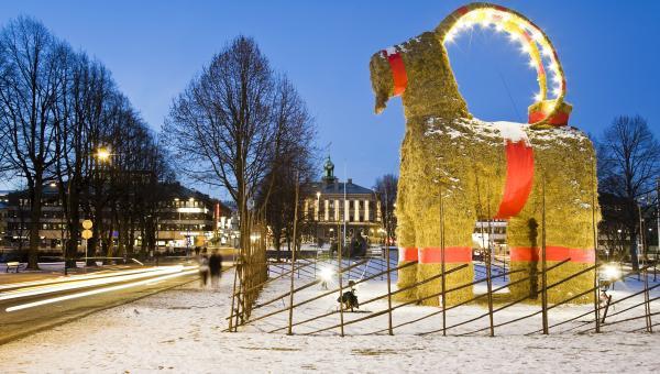 Những phong tục đón Giáng sinh độc nhất vô nhị trên thế giới-3