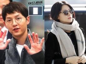 Song Joong Ki khoe nhẫn cưới, Lee Young Ae - Honey Lee cùng dàn sao đổ bộ MAMA Hong Kong