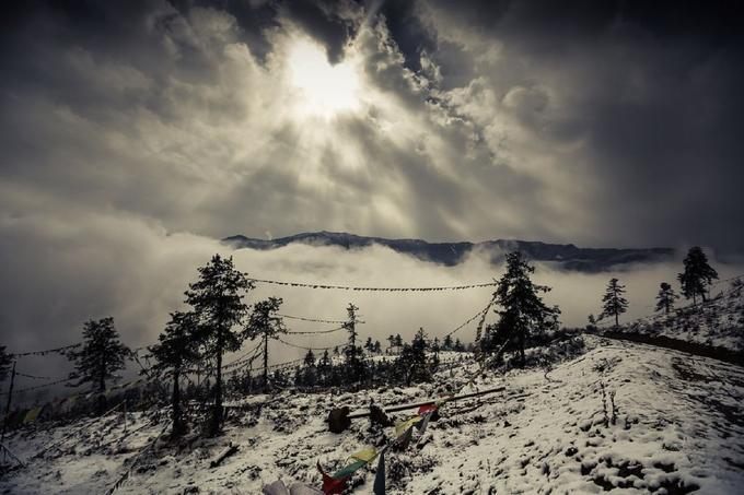 Bhutan đẹp như tiên cảnh vào mùa đông-7