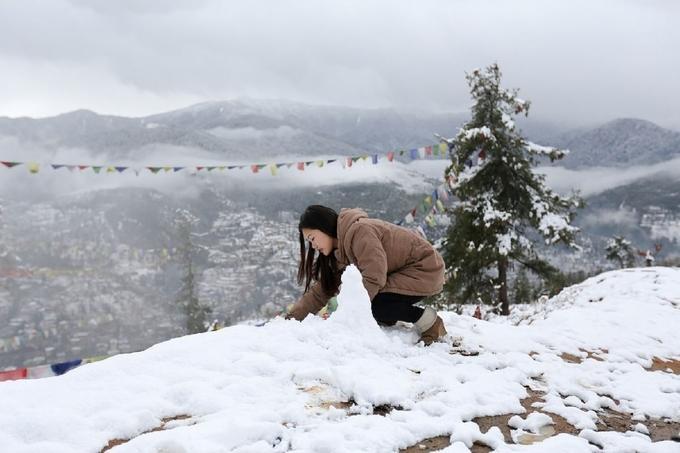 Bhutan đẹp như tiên cảnh vào mùa đông-10