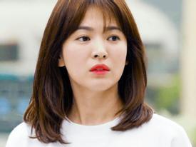 Sao Hàn 30/11: Rộ tin đồn Song Hye Kyo đến Hong Kong cùng ông xã Song Joong Ki