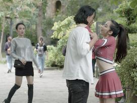 'Glee': Angela Phương Trinh bắt quả tang Hữu Vi lăng nhăng với Hòa Minzy