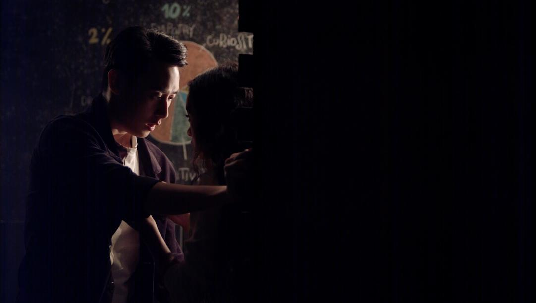 Glee: Angela Phương Trinh bắt quả tang Hữu Vi lăng nhăng với Hòa Minzy-3