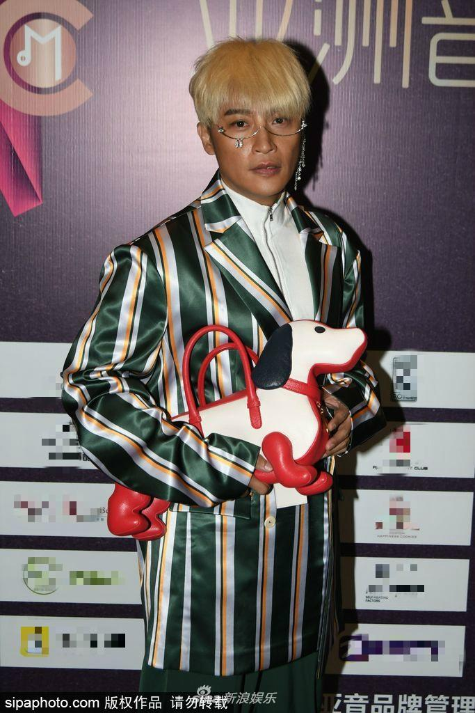 Mỹ nam Hoàn châu cách cách Trần Chí Bằng liên tiếp gây choáng với phong cách thời trang dị tính-3