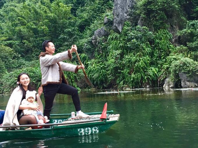 Chốn vui chơi của sao Việt trong tháng 11-5