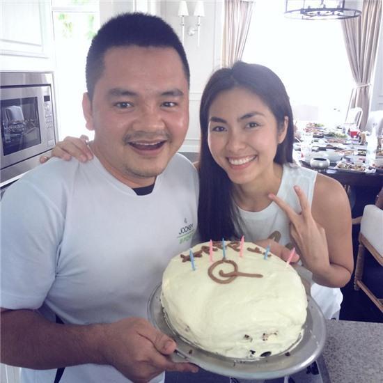 Không ngờ, 3 năm sau tai nạn bánh kem, Hà Tăng đã làm được chiếc bánh xuất sắc này-6