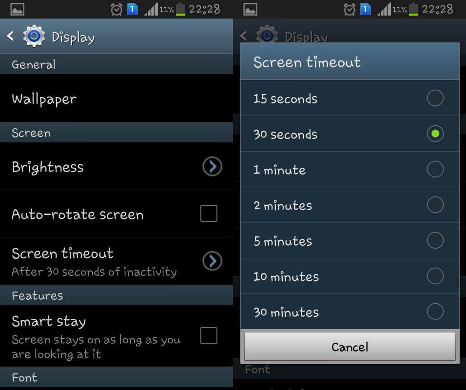 Thủ thuật nhỏ giúp tiết kiệm pin cho thiết bị Android-7