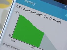 Thủ thuật nhỏ giúp tiết kiệm pin cho thiết bị Android