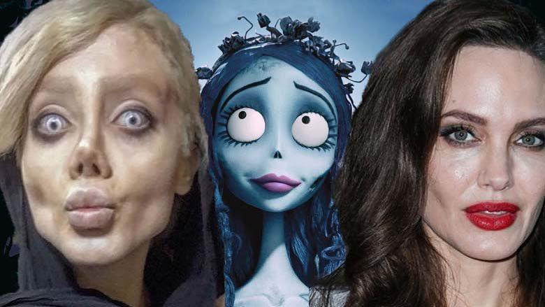 Cô gái hóa quỷ dạ xoa sau 50 lần phẫu thuật thẩm mỹ để giống thần tượng Angelina Jolie-2