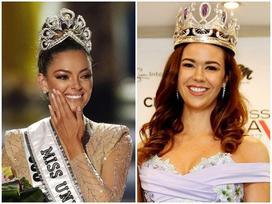 NÓNG: Vừa đăng quang, tân Hoa hậu Hoàn vũ Thế giới bị thu hồi vương miện cấp quốc gia