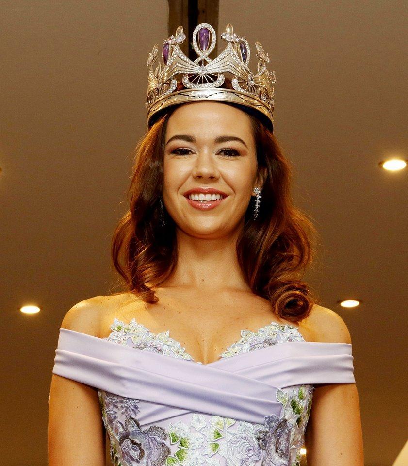 NÓNG: Vừa đăng quang, tân Hoa hậu Hoàn vũ Thế giới bị thu hồi vương miện cấp quốc gia-5