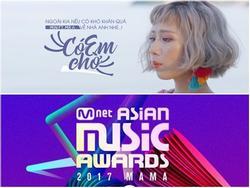 'Có em chờ' của Min thắng giải kỹ sư âm nhạc của năm tại MAMA 2017