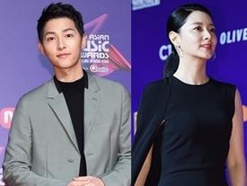 Song Joong Ki lấy lại phong độ, Lee Young Ae đẹp lộng lẫy trên thảm đỏ MAMA Hong Kong