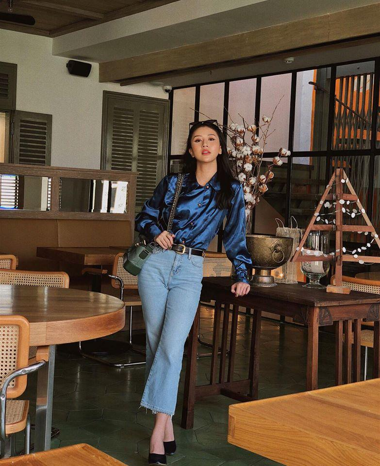 Thúy Vi váy hồng trẻ trung - Quỳnh Anh Shyn lên đồ công sở đẹp nhất street style tuần này-1