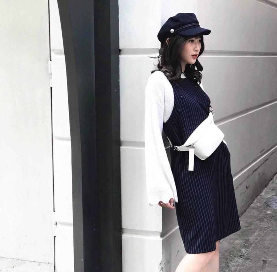 Thúy Vi váy hồng trẻ trung - Quỳnh Anh Shyn lên đồ công sở đẹp nhất street style tuần này-2