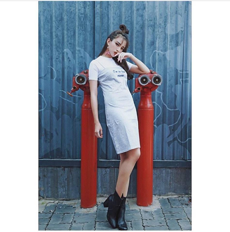Thúy Vi váy hồng trẻ trung - Quỳnh Anh Shyn lên đồ công sở đẹp nhất street style tuần này-3