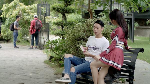 Glee: Bất chấp Hòa Minzy gạ gẫm quan hệ, Rocker Nguyễn vẫn chung thủy với Cindy V-2