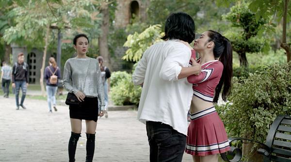 Glee: Bất chấp Hòa Minzy gạ gẫm quan hệ, Rocker Nguyễn vẫn chung thủy với Cindy V-5