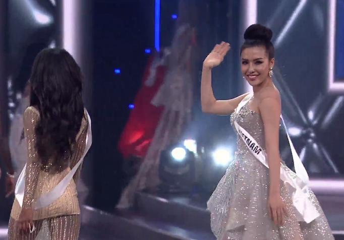 Đi thi trễ 10 ngày, Khánh Phương vẫn lọt top 25 Miss Supranational nhờ pha cứu thua của khán giả-4