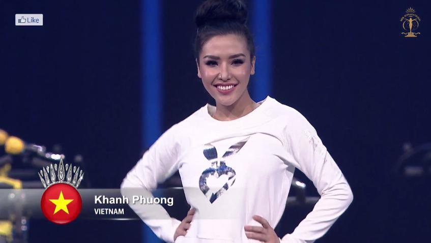 Đi thi trễ 10 ngày, Khánh Phương vẫn lọt top 25 Miss Supranational nhờ pha cứu thua của khán giả-5